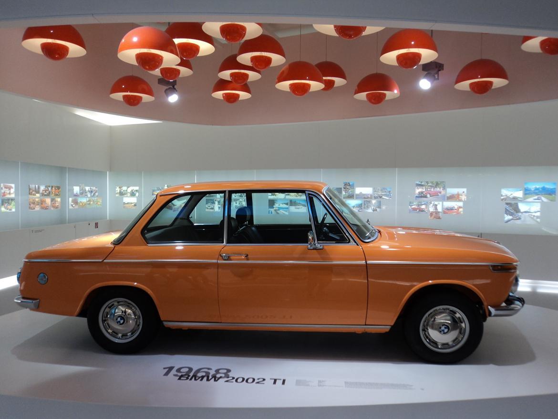BMW Welt museum i München 2015 billede 287