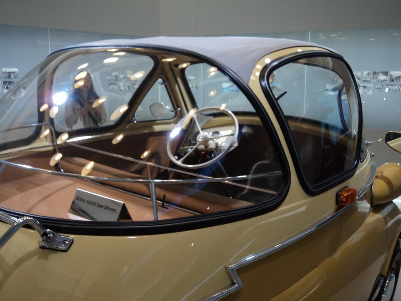 BMW Welt museum i München 2015 billede 290