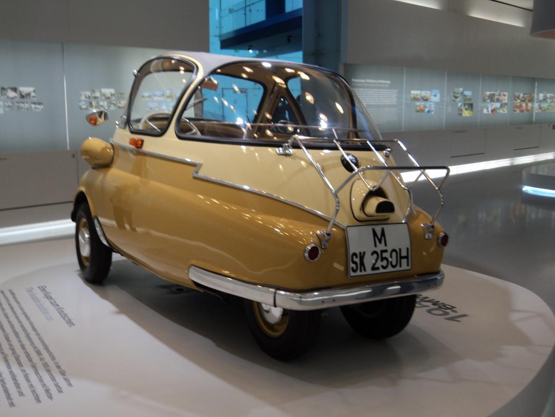 BMW Welt museum i München 2015 billede 291