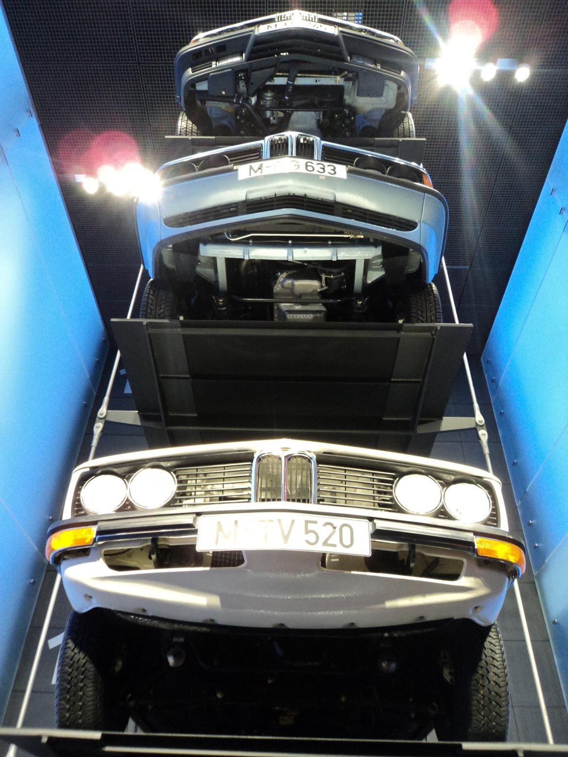 BMW Welt museum i München 2015 billede 293