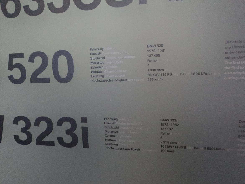 BMW Welt museum i München 2015 billede 300
