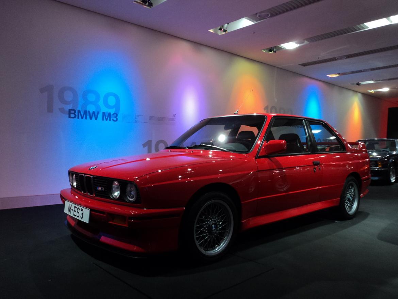 BMW Welt museum i München 2015 billede 303