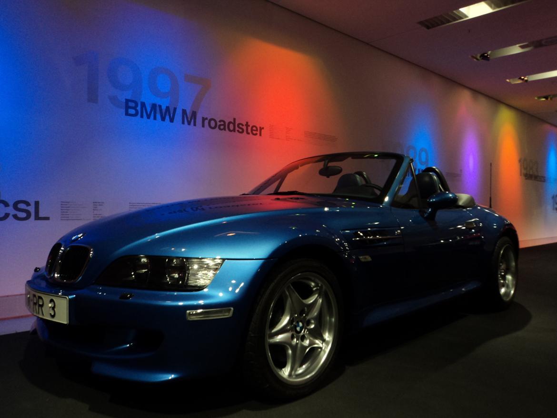 BMW Welt museum i München 2015 billede 305