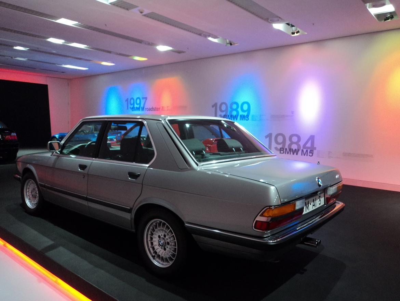 BMW Welt museum i München 2015 billede 308