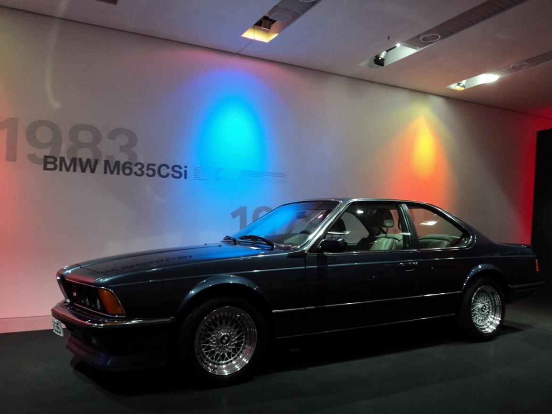 BMW Welt museum i München 2015 billede 309