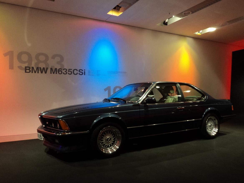 BMW Welt museum i München 2015 billede 310