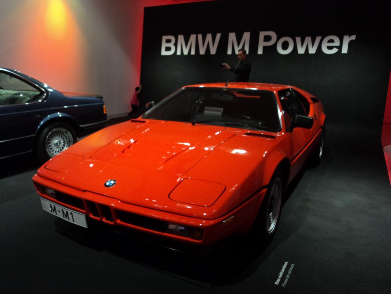 BMW Welt museum i München 2015 billede 312