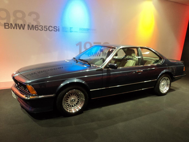 BMW Welt museum i München 2015 billede 313