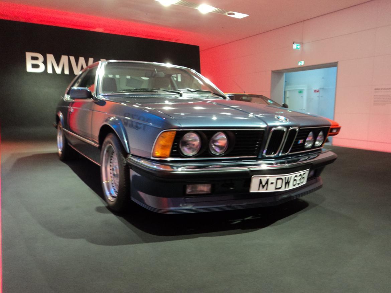 BMW Welt museum i München 2015 billede 314