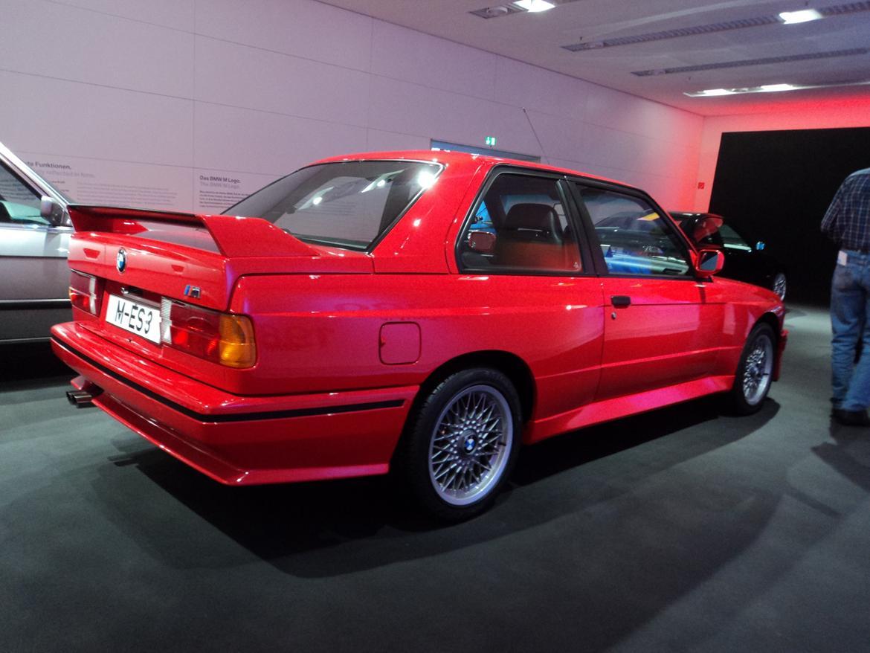 BMW Welt museum i München 2015 billede 316