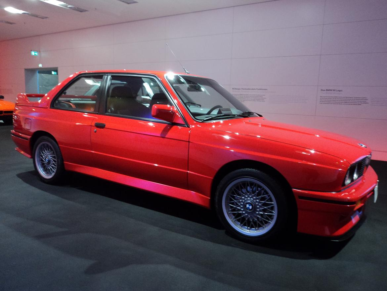 BMW Welt museum i München 2015 billede 328