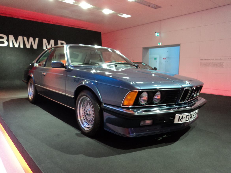 BMW Welt museum i München 2015 billede 330