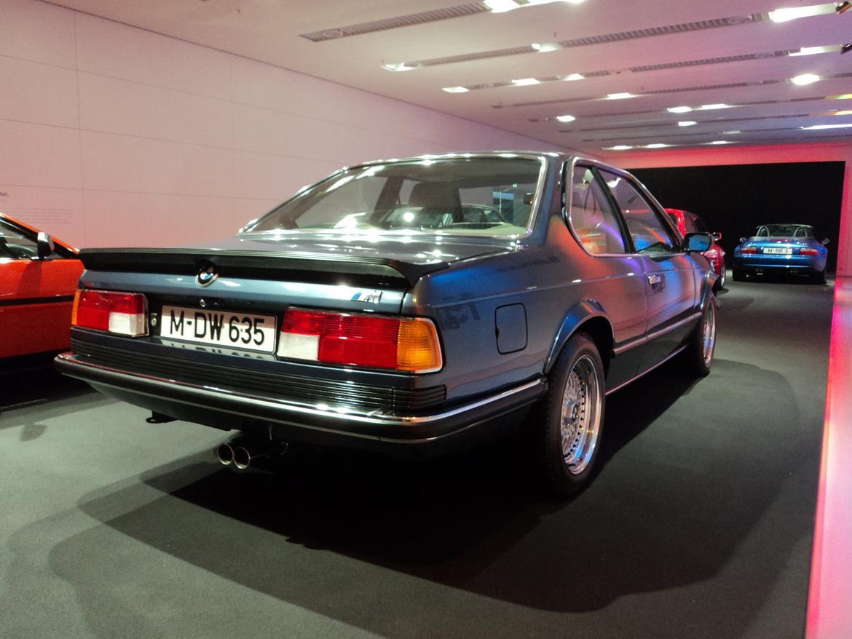 BMW Welt museum i München 2015 billede 332