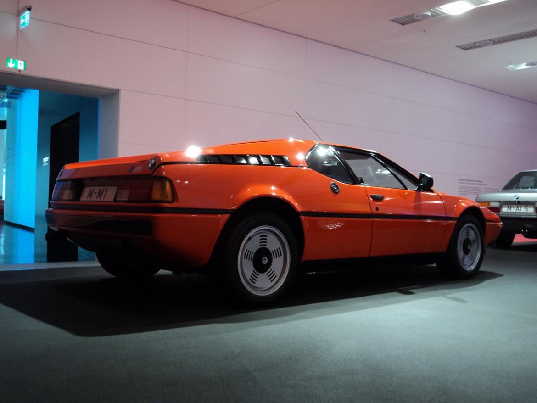 BMW Welt museum i München 2015 billede 333