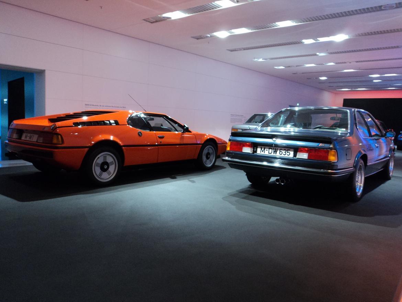 BMW Welt museum i München 2015 billede 334