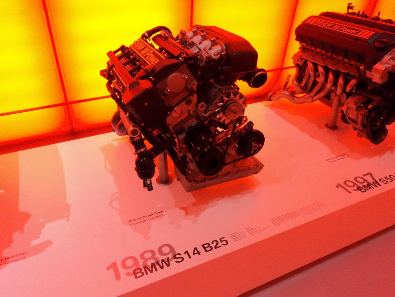BMW Welt museum i München 2015 billede 341