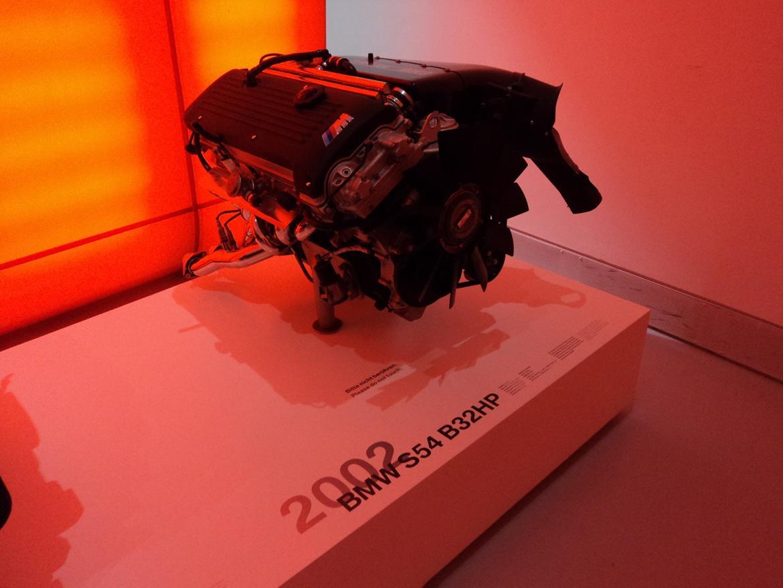 BMW Welt museum i München 2015 billede 343