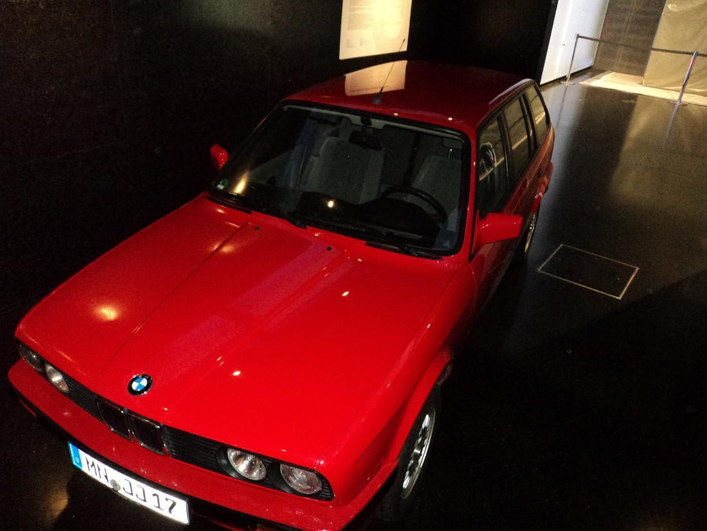 BMW Welt museum i München 2015 billede 354