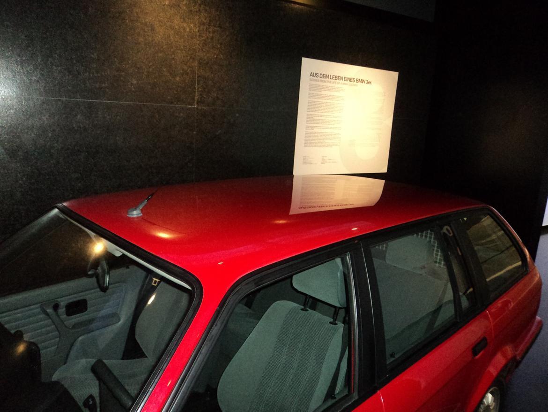 BMW Welt museum i München 2015 billede 355