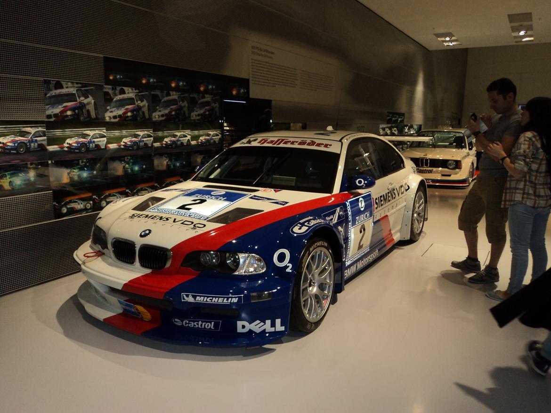 BMW Welt museum i München 2015 billede 358