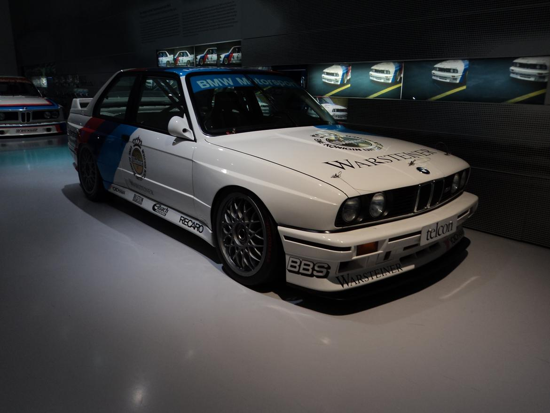 BMW Welt museum i München 2015 billede 359
