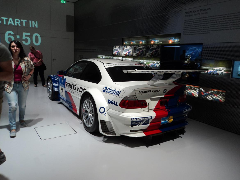 BMW Welt museum i München 2015 billede 361