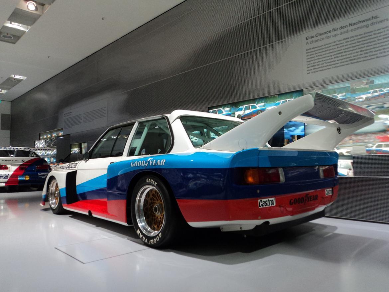 BMW Welt museum i München 2015 billede 364