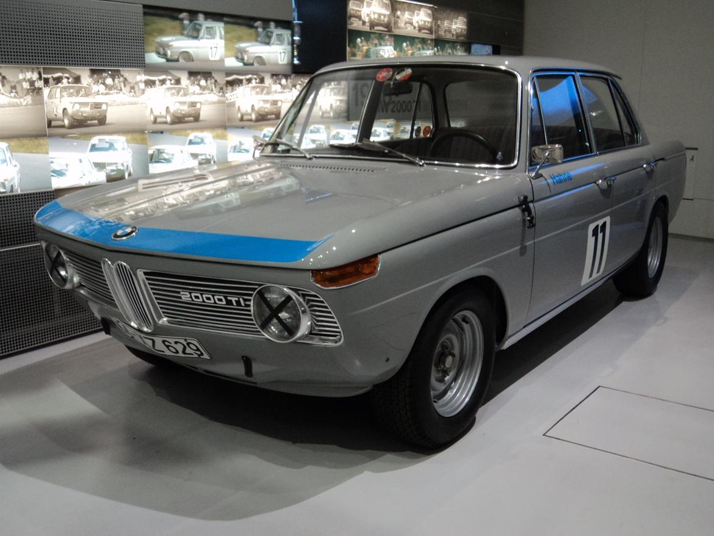 BMW Welt museum i München 2015 billede 368