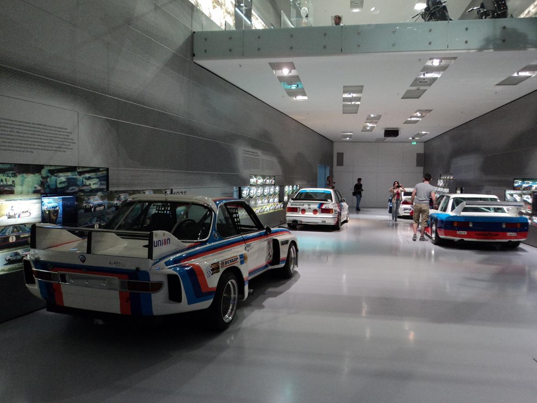 BMW Welt museum i München 2015 billede 369