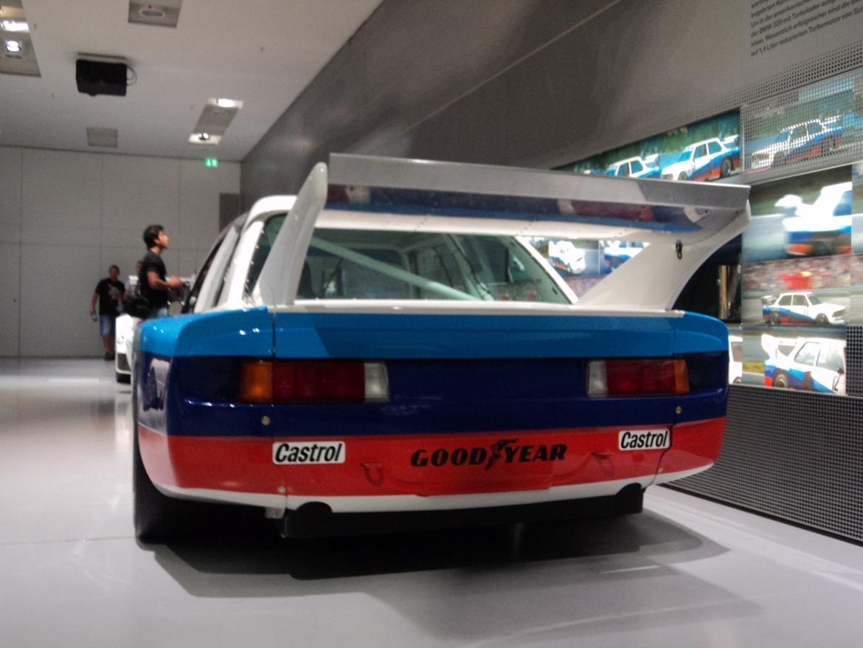 BMW Welt museum i München 2015 billede 372