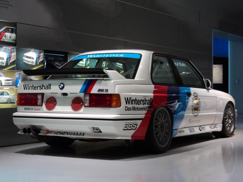 BMW Welt museum i München 2015 billede 373