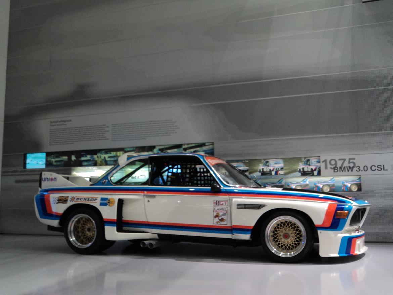 BMW Welt museum i München 2015 billede 374