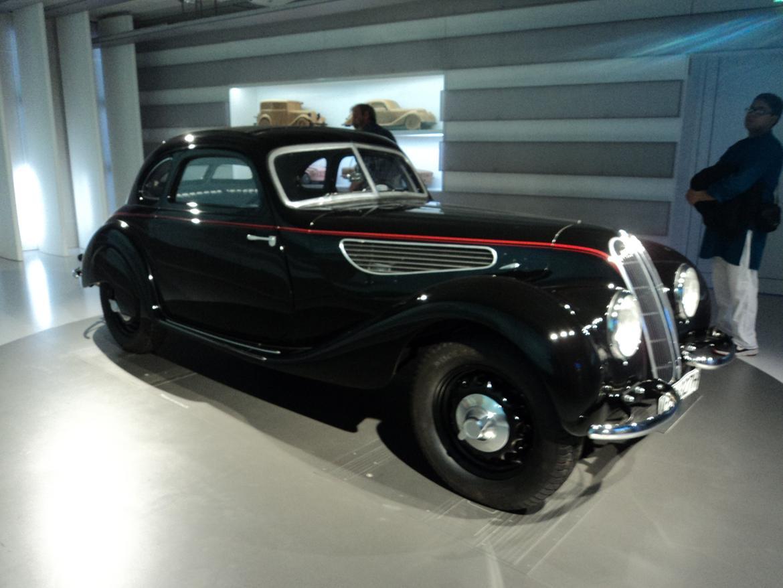 BMW Welt museum i München 2015 billede 375