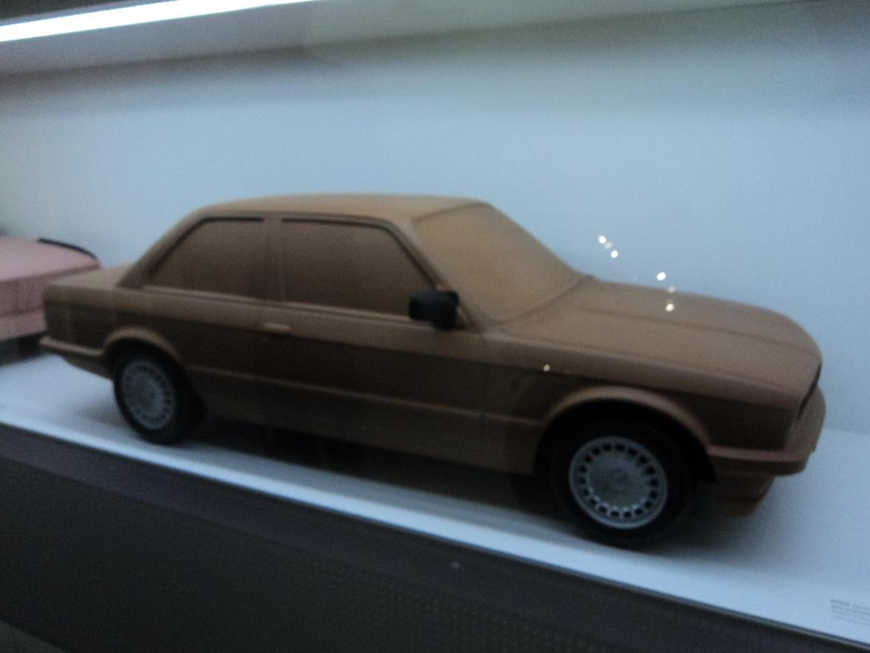 BMW Welt museum i München 2015 billede 380