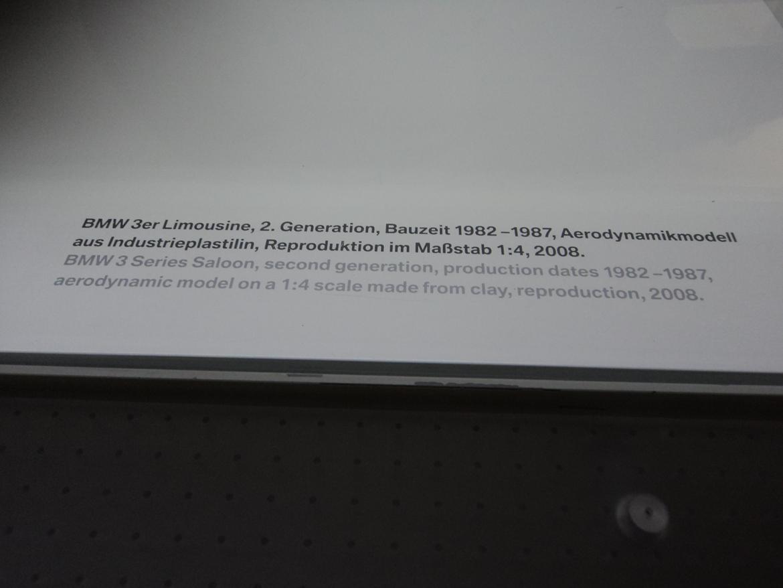 BMW Welt museum i München 2015 billede 381