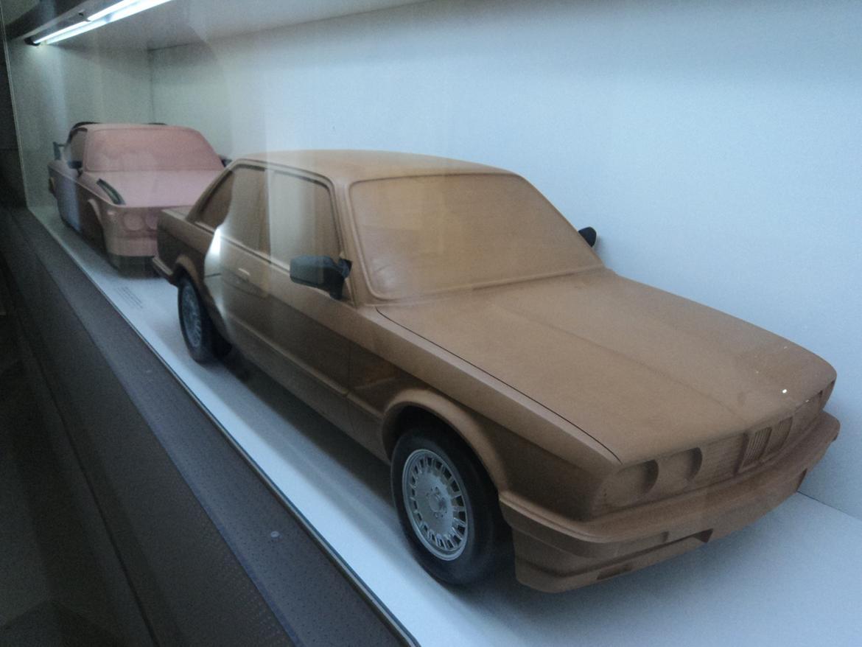BMW Welt museum i München 2015 billede 383