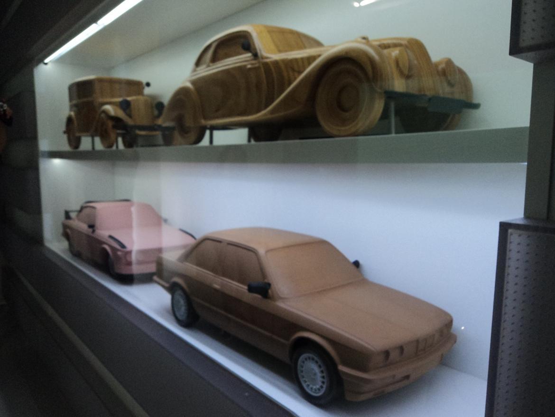 BMW Welt museum i München 2015 billede 384