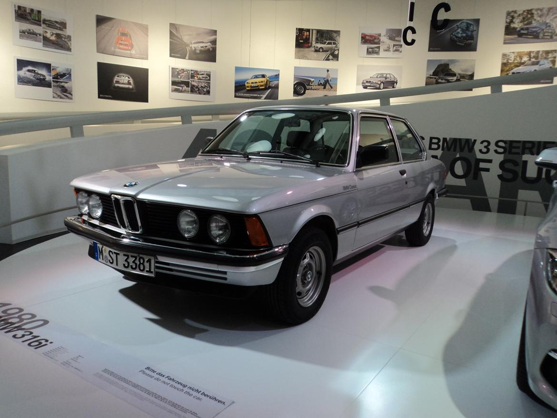 BMW Welt museum i München 2015 billede 388