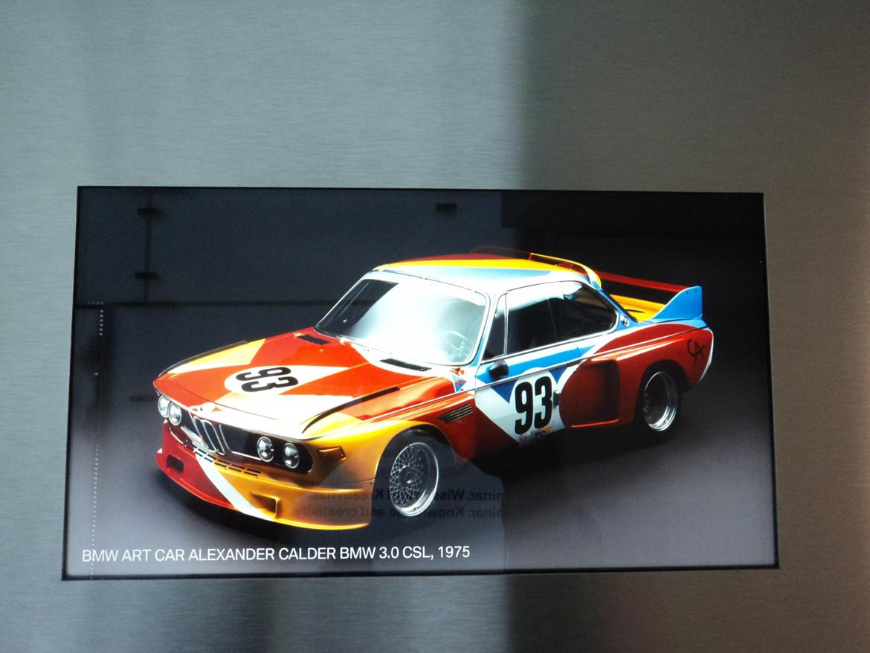 BMW Welt museum i München 2015 billede 397