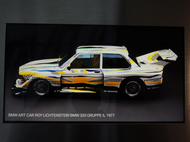BMW Welt museum i München 2015 billede 400