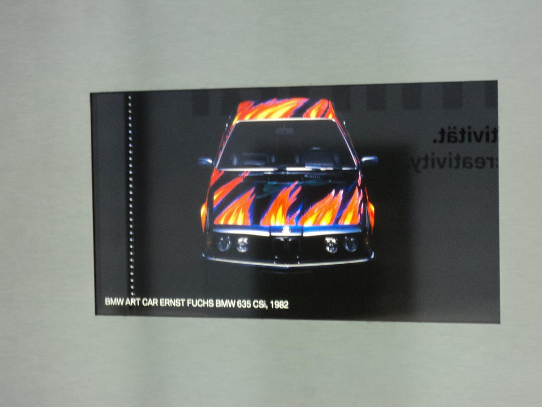 BMW Welt museum i München 2015 billede 401