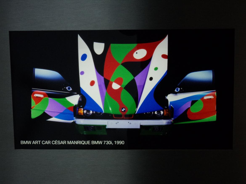 BMW Welt museum i München 2015 billede 404