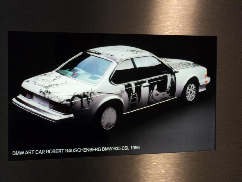 BMW Welt museum i München 2015 billede 406