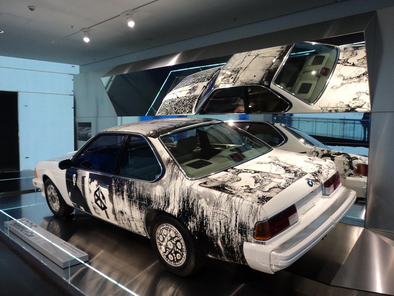 BMW Welt museum i München 2015 billede 408
