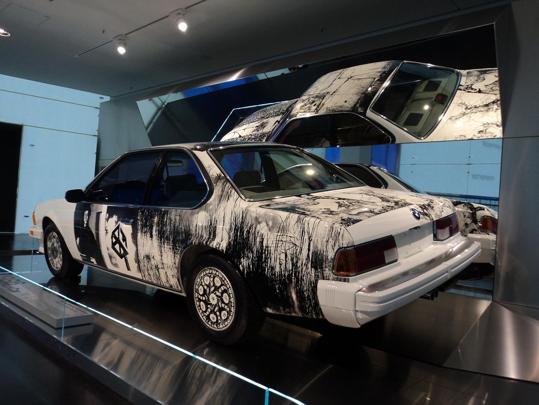 BMW Welt museum i München 2015 billede 409