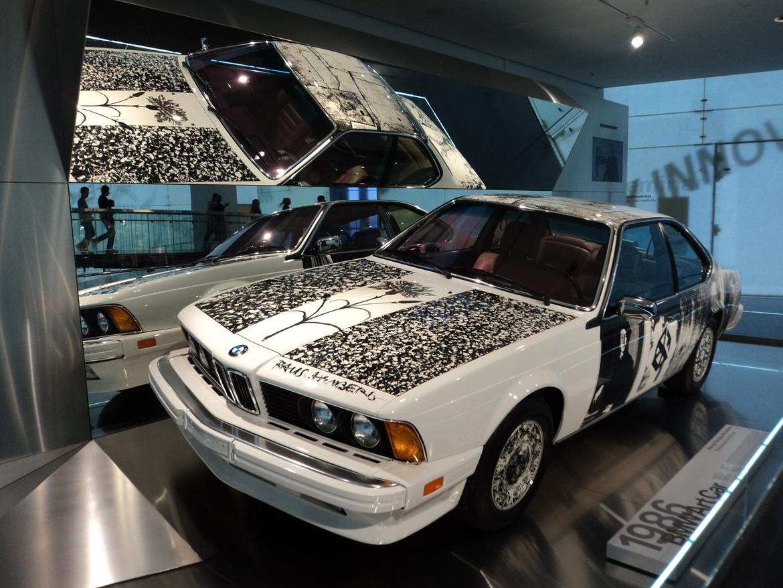 BMW Welt museum i München 2015 billede 414