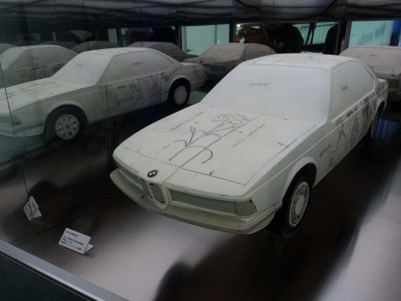 BMW Welt museum i München 2015 billede 416