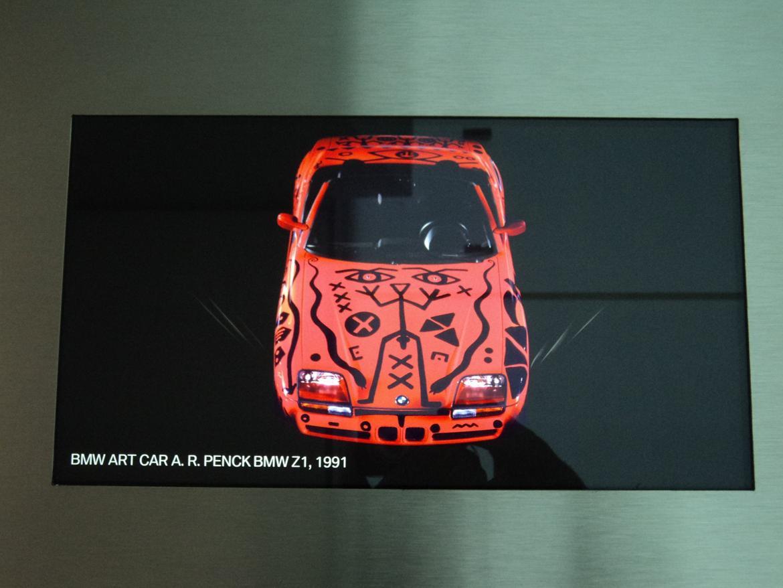 BMW Welt museum i München 2015 billede 417
