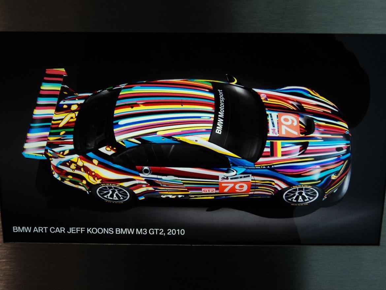 BMW Welt museum i München 2015 billede 422