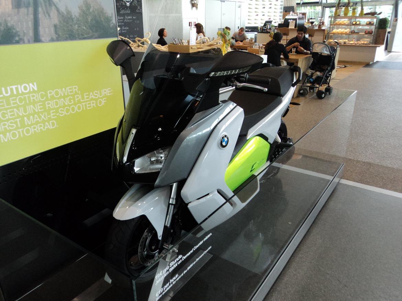 BMW Welt museum i München 2015 billede 430